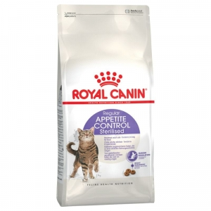 Royal Canin Sterilised Appetite Control Adult 0,4 kg