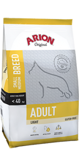 Arion Original Adult Light Small & Medium 3 kg