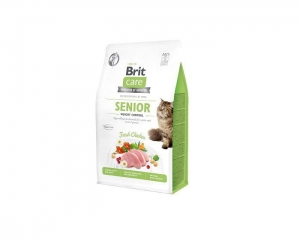 Brit Care kot Senior Weight Control 400g