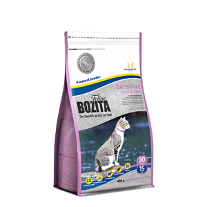 Bozita Feline Hair&Skin - Sensitive 400g